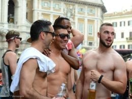 Les quartiers gay friendly où dormir à Rome