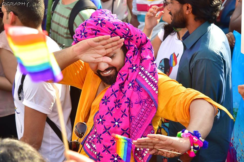 Gay Pride de New Delhi