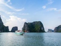 Les activités à faire lors de votre croisière sur la baie d'Halong