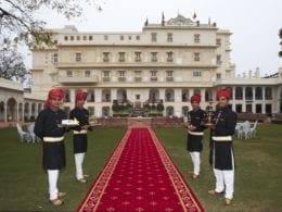 Palais du Raj Palace à Jaipur