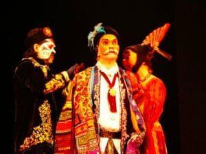 À la découverte des traditions avec le spectacle du théâtre Vietnam National Tuong