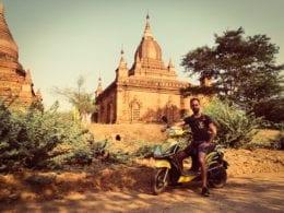 Découvrez les temples mythiques de Bagan