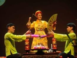 Four Palaces Show, une performance traditionnelle unique à voir à Hanoï