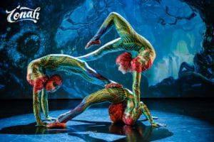 Ionah Show, le spectacle de cirque et de danse à voir à Hanoï