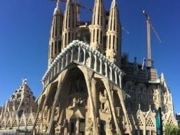 Visite de la Sagrada Familia de Barcelone