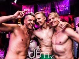La scène gay d'Helsinki