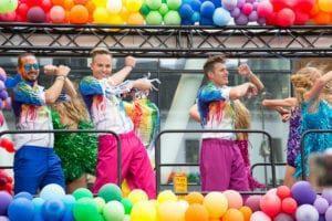 La scène gay de Stockholm