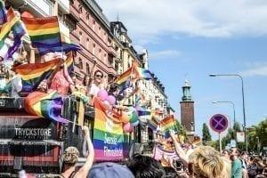 Visite gay de la Suède