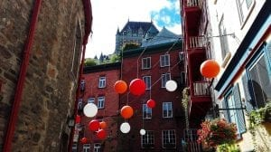 Attraits touristiques en dehors des fortifications de Québec
