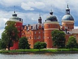Visite du Château de Gripsholm