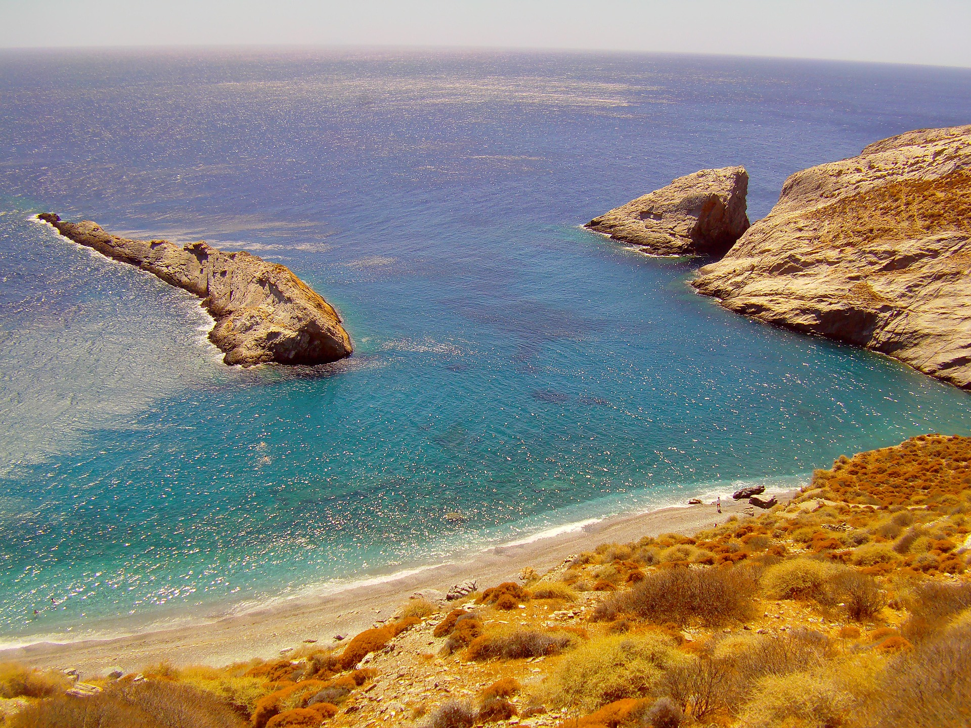 Destination gay de Folegandros