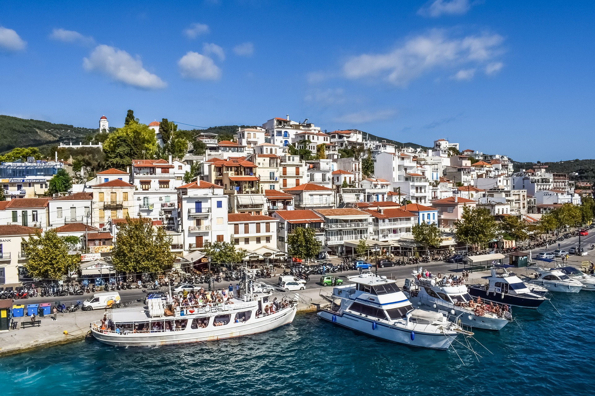 Destination gay de Skiathos