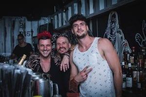Bars gay d'Athènes