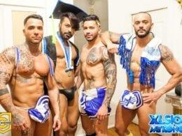 La scène gay de Mykonos