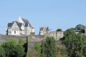 Visite d'Angers de la vallée de la Loire