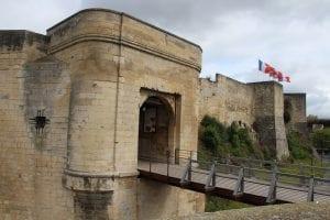Visite de Caen