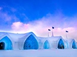 L'hôtel le plus étonnant du Québec : Bienvenue à l'Hôtel de Glace