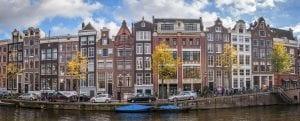 Destination gay d'Amsterdam