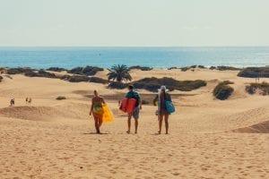 Destination gay de Maspalomas et Guide gay de Playa del Inglés (îles Canaries - Grande Canarie)