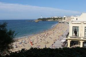 Guide gay de Biarritz