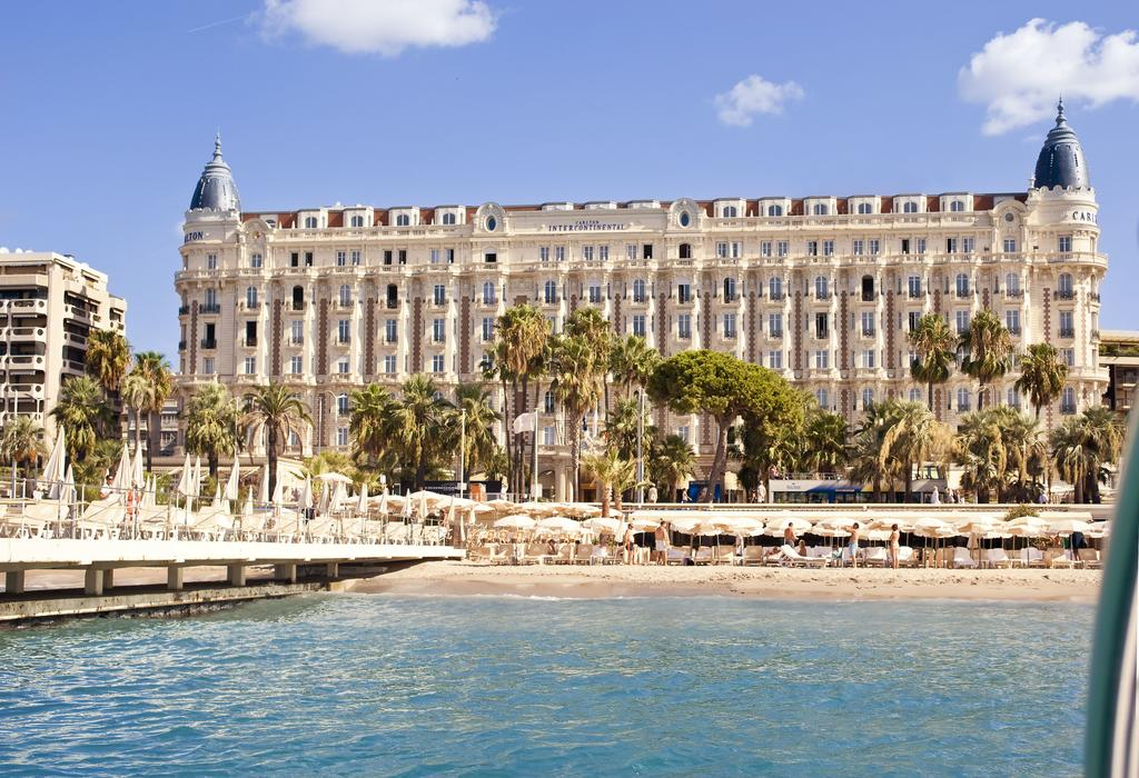 Hôtel gay de Cannes : InterContinental Carlton Cannes