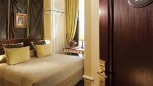 Hôtel gay et de luxe à Paris