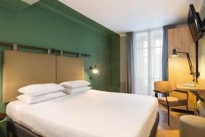 Hôtel gay de Lyon : Hotel Silky by HappyCulture