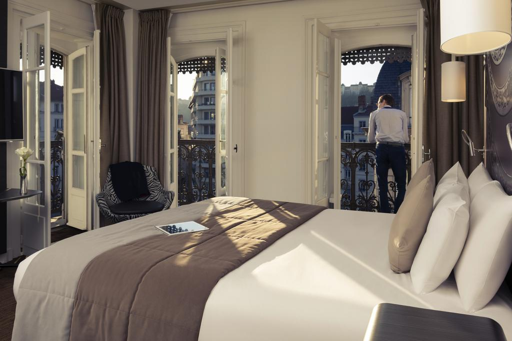 Hôtel gay de Lyon : Mercure Lyon Centre Beaux-Arts