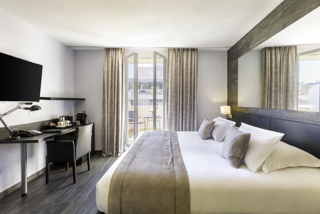 Hôtel gay de Nice : Best Western Plus Hotel Massena Nice