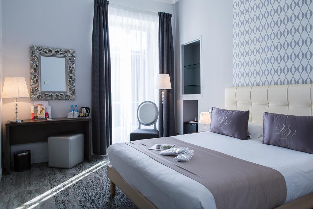 Hôtel gay de Nice : Hôtel Villa Victoria