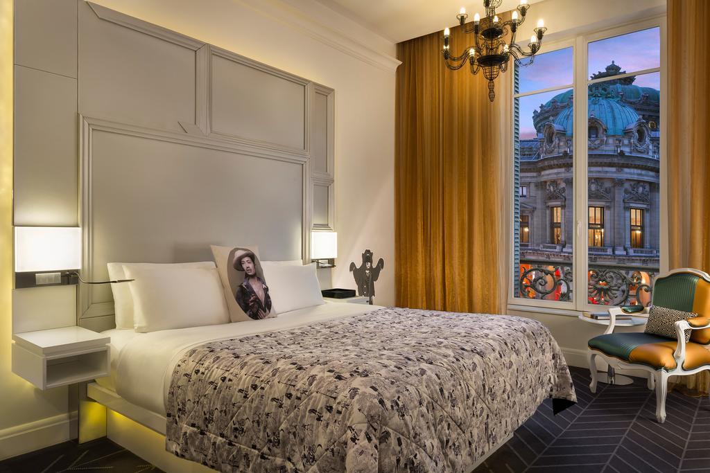 Hôtel gay à Paris : W Paris – Opéra