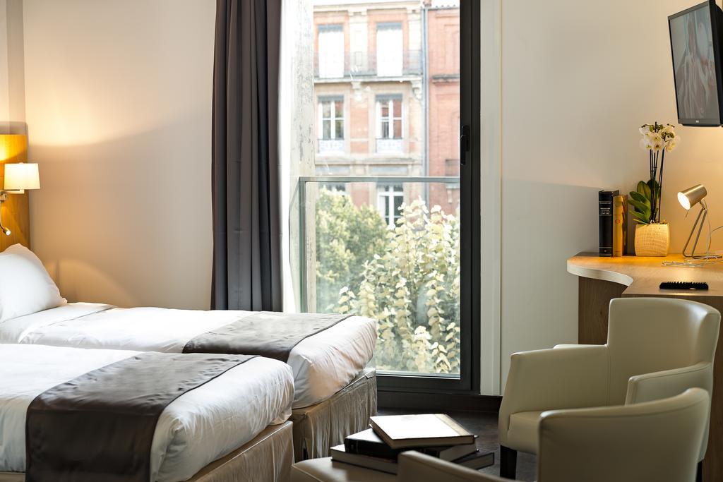Hôtel gay de Toulouse : Hôtel Le Père Léon