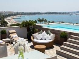 Les meilleurs hôtels gay de Cannes
