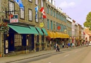 Québec destination gay