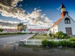Sur la route des plus beaux villages du Québec