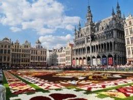 Visite gay friendly de Bruxelles pas à pas