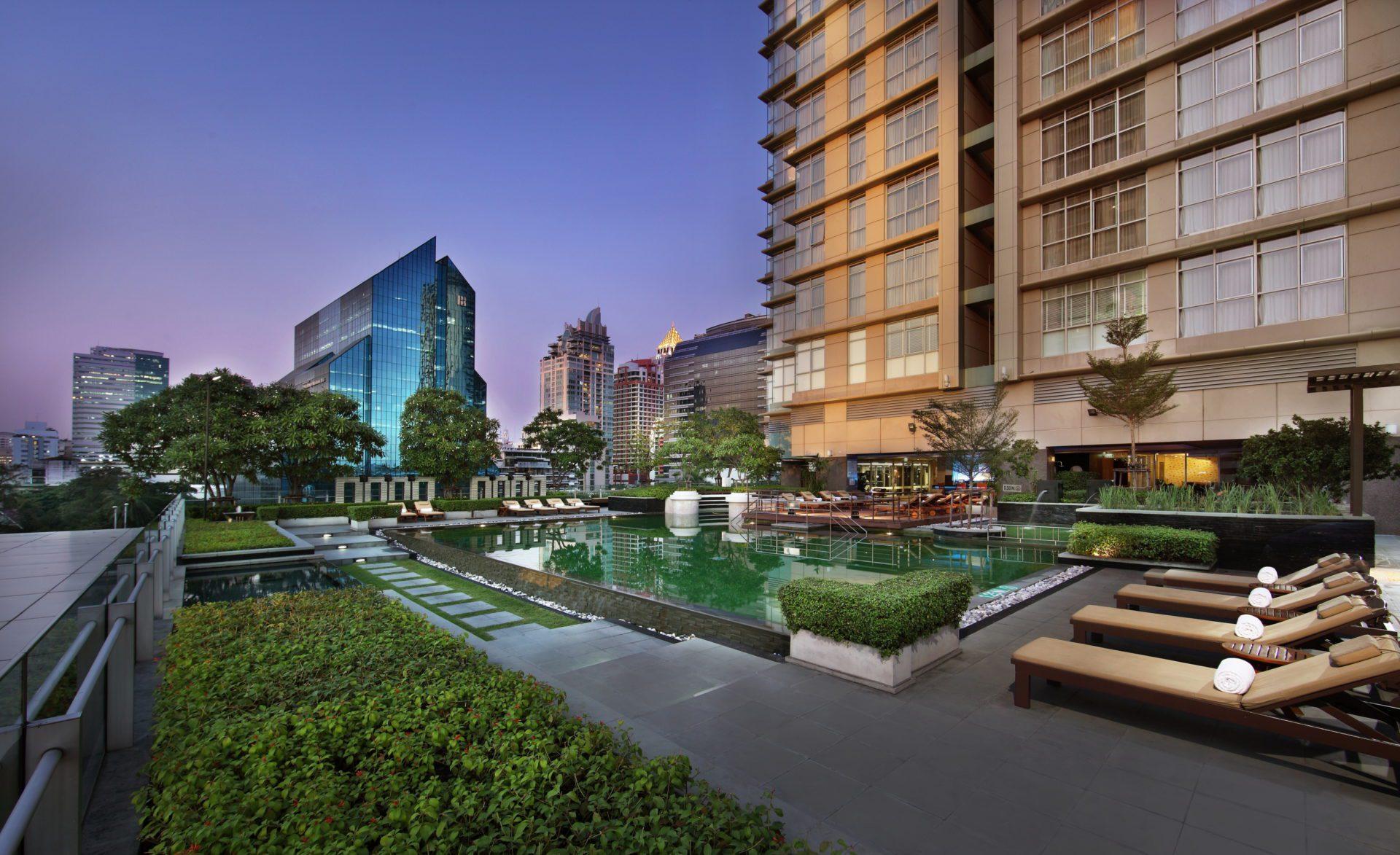 Hôtel gay à Bangkok