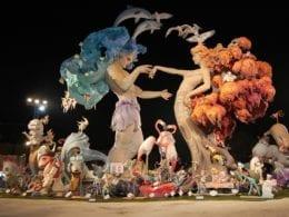 Las Fallas : le festival à ne pas manquer à Valence en Espagne