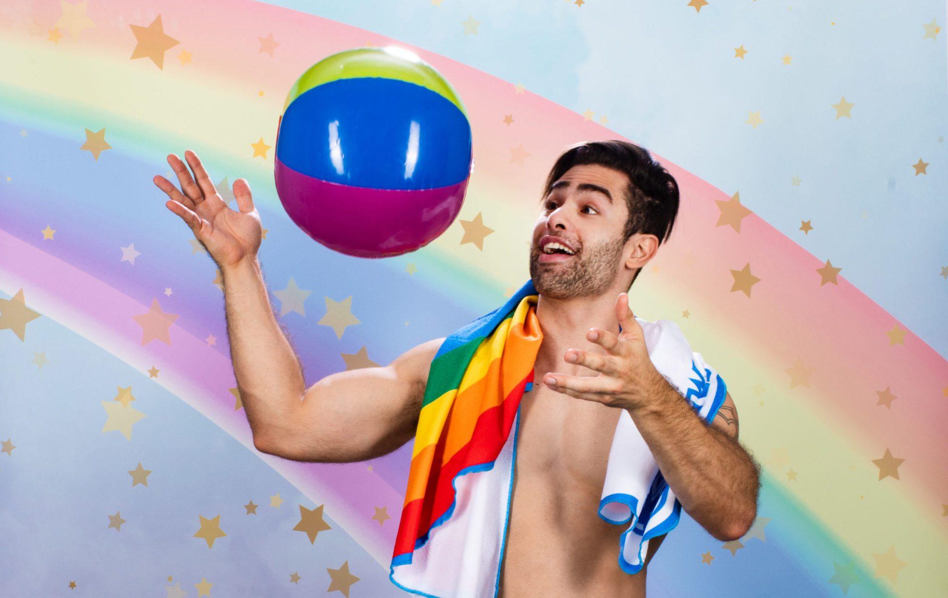 Andrew Christian : des maillots de bain pour votre prochain voyage sur la plage