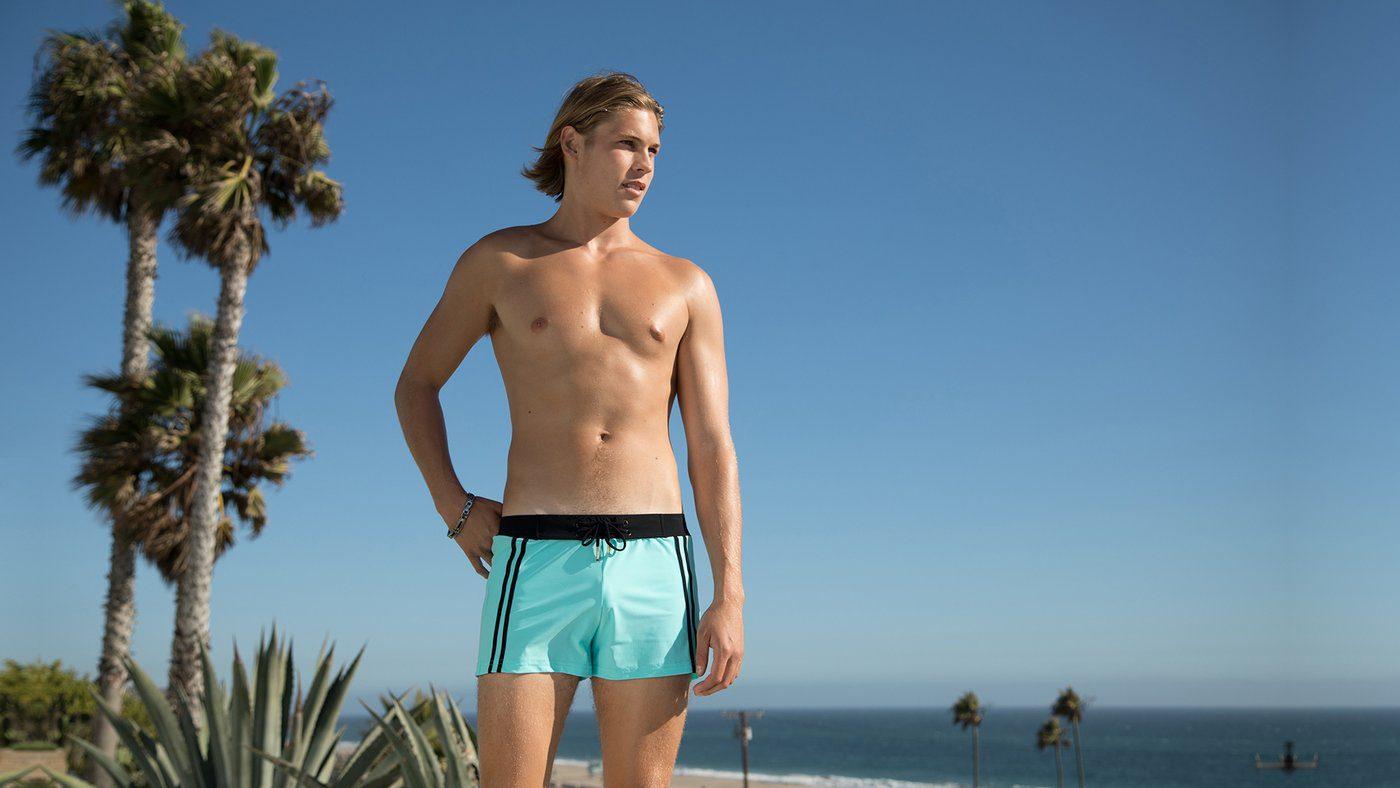 Sauvage : à la découverte des maillots de bain élégants pour homme