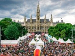 La scène gay de l'Autriche
