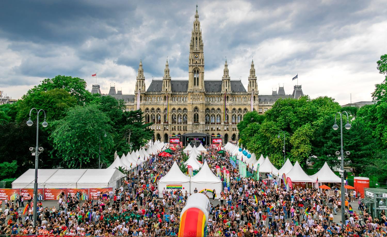 La scène gay de Vienne