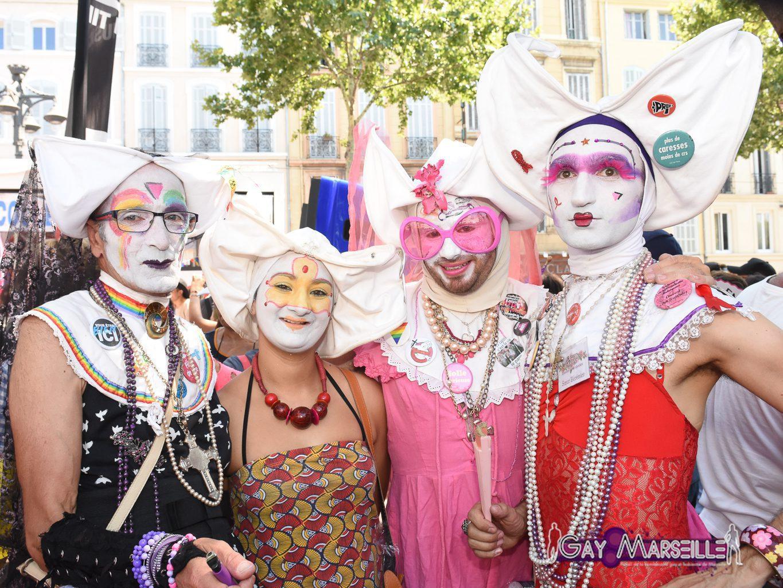 Gay pride de Marseille