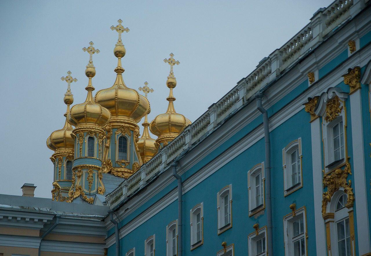 Saint-Petersbourg : n'y allez pas!