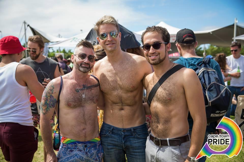 La scène gay de l'Afrique du Sud