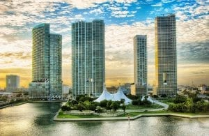 Architecture de Miami