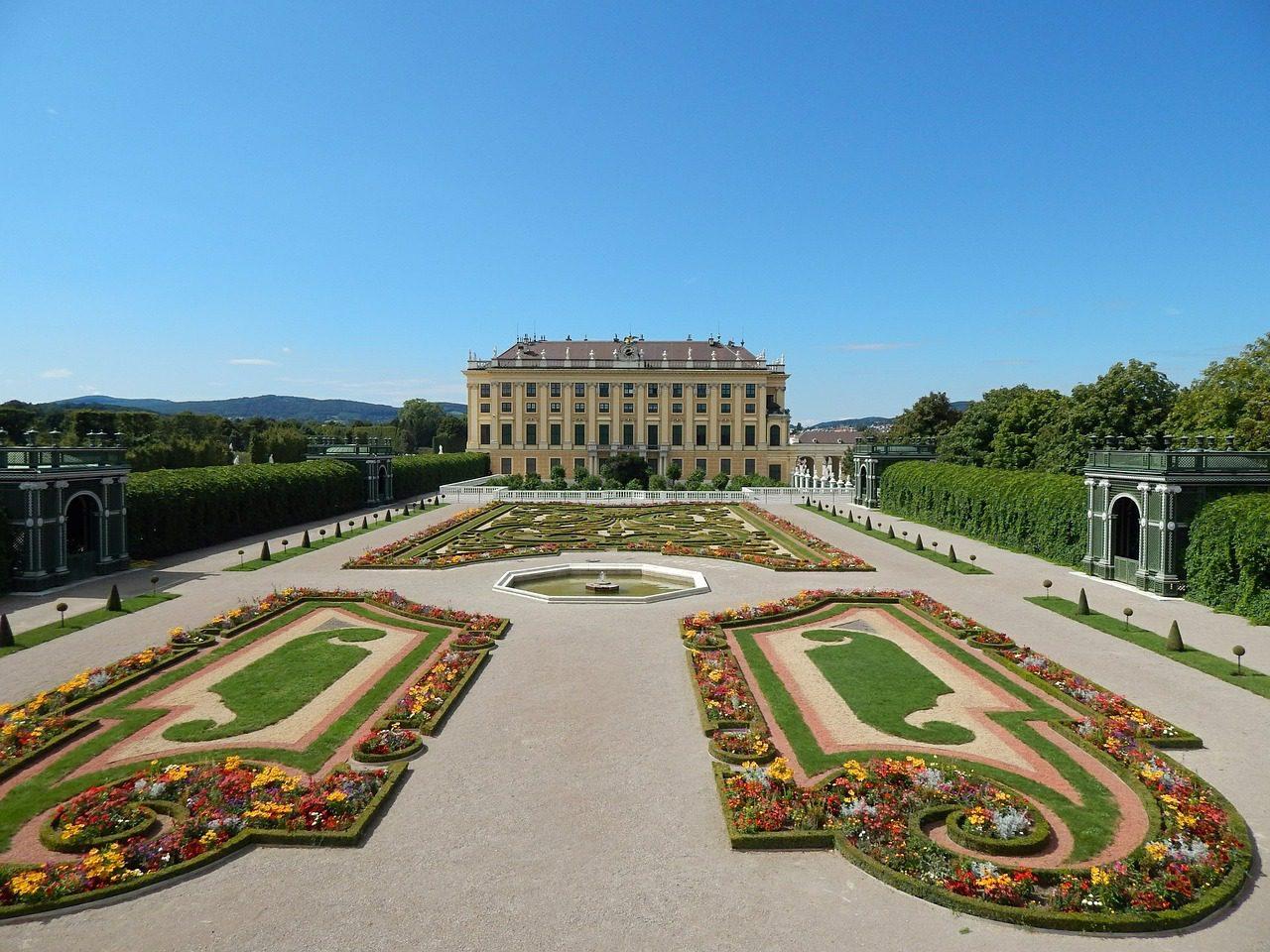 Architecture impériale de Vienne
