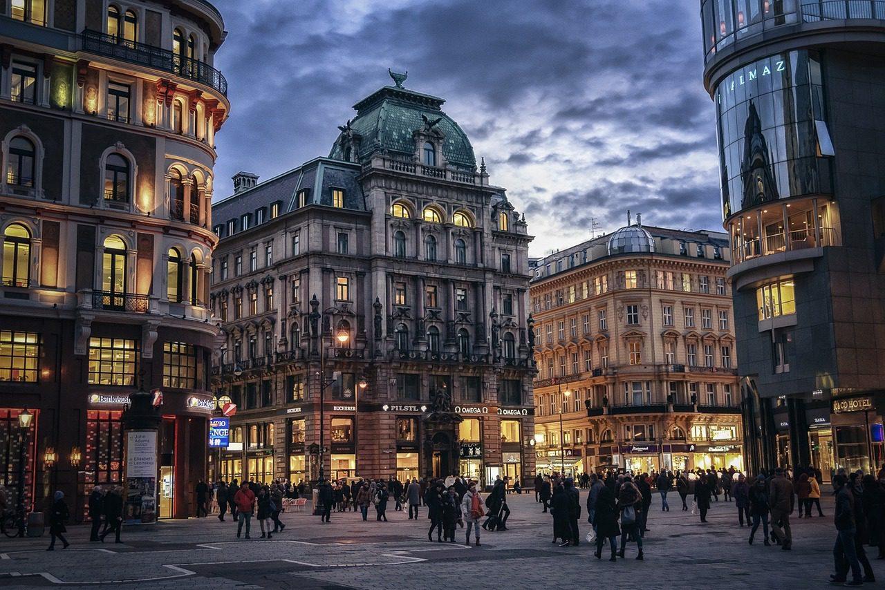 Comment se rendre à Vienne
