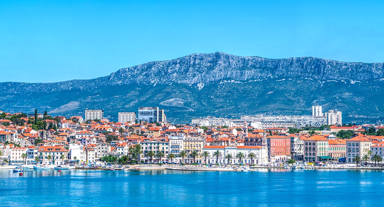Croatie côtière