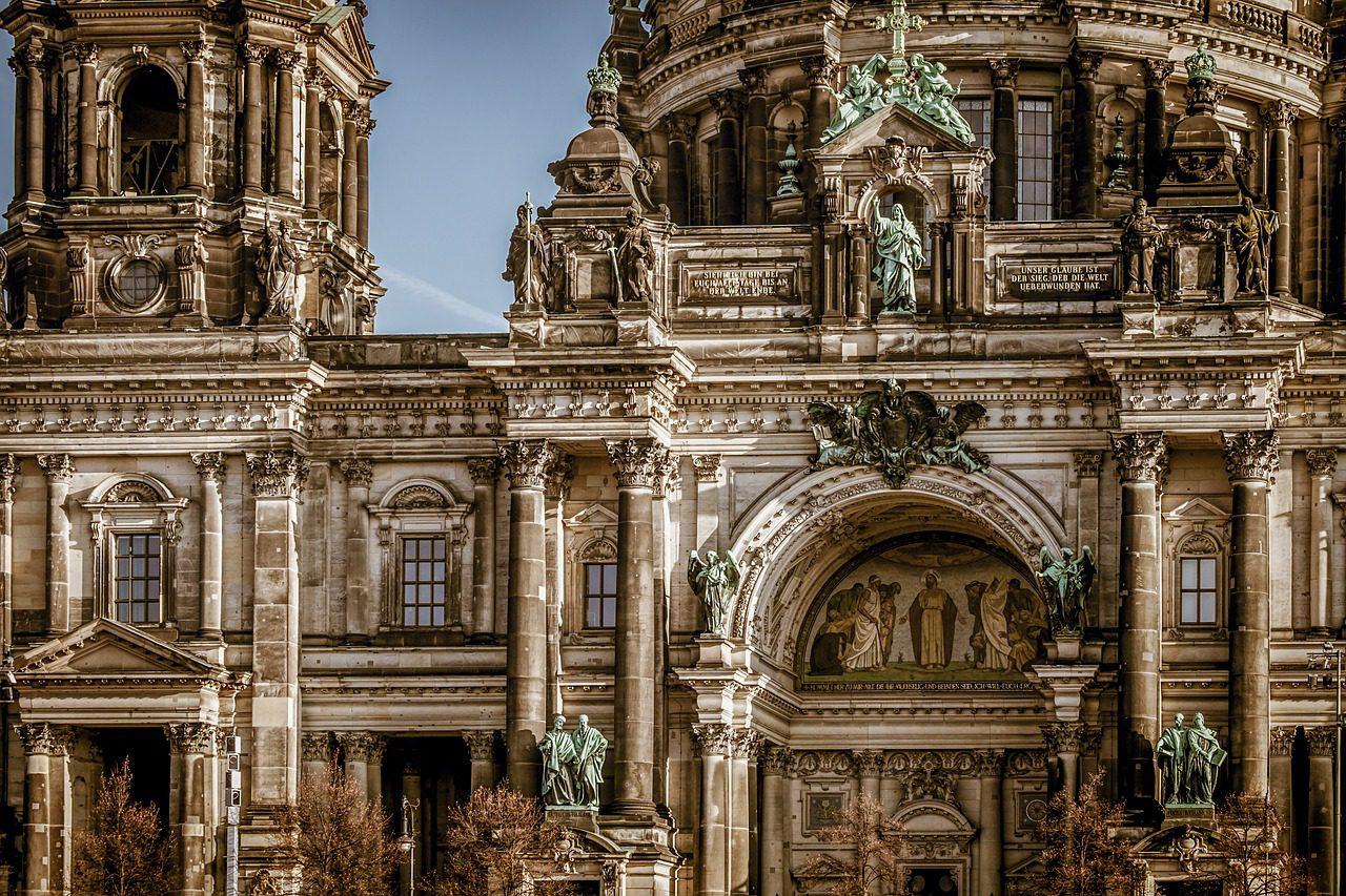 Paysages envoûtants de l'Allemagne
